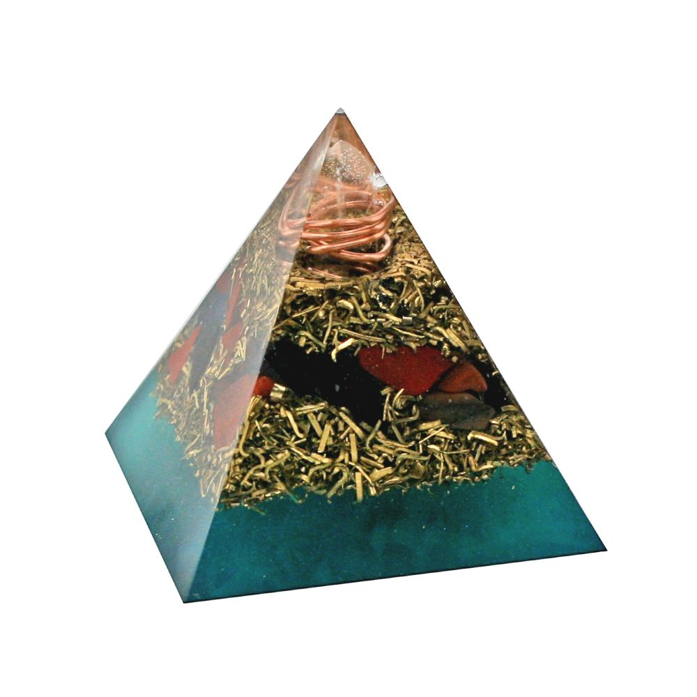 Orgonite Anxiety Buster Pyramid
