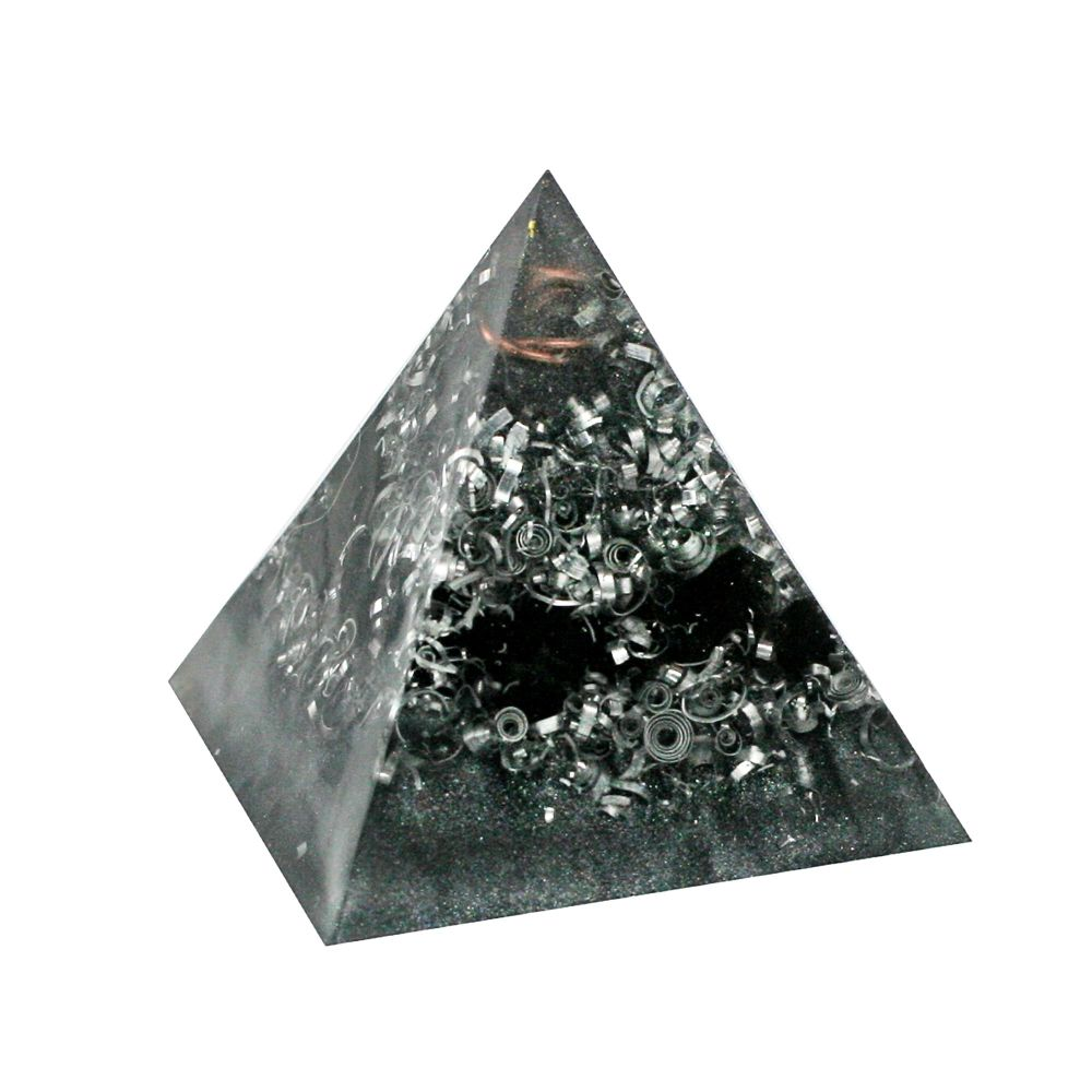 Orgonite Protection & Grounding Pyramid