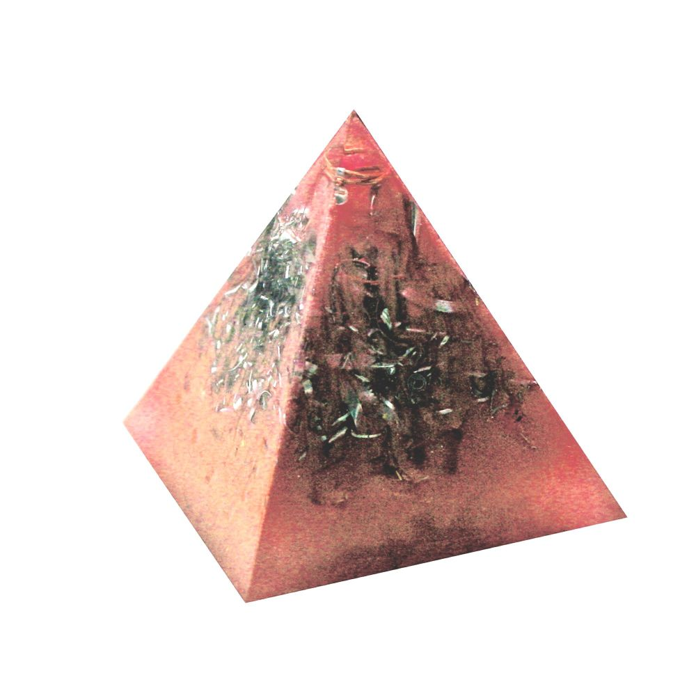 Orgonite Heart Healing Pyramid