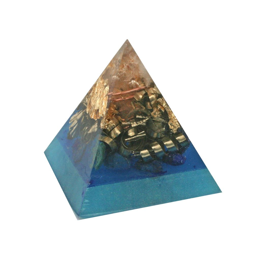 Orgonite Positivity Pyramid