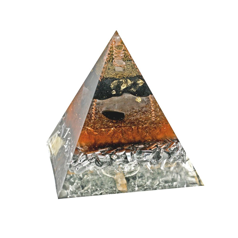 Orgonite Amplified Protection Pyramid