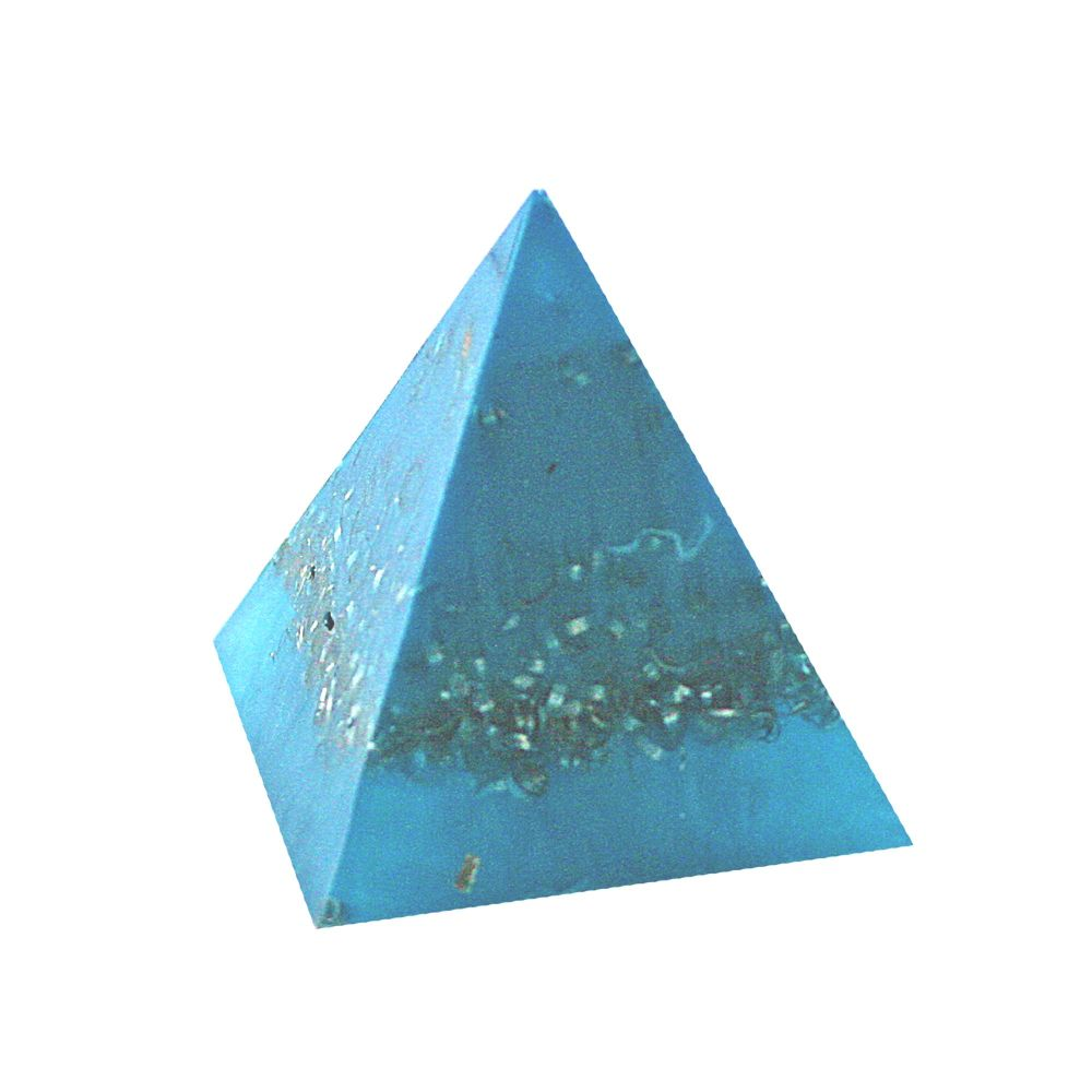 Orgonite Cosmic Connection Pyramid