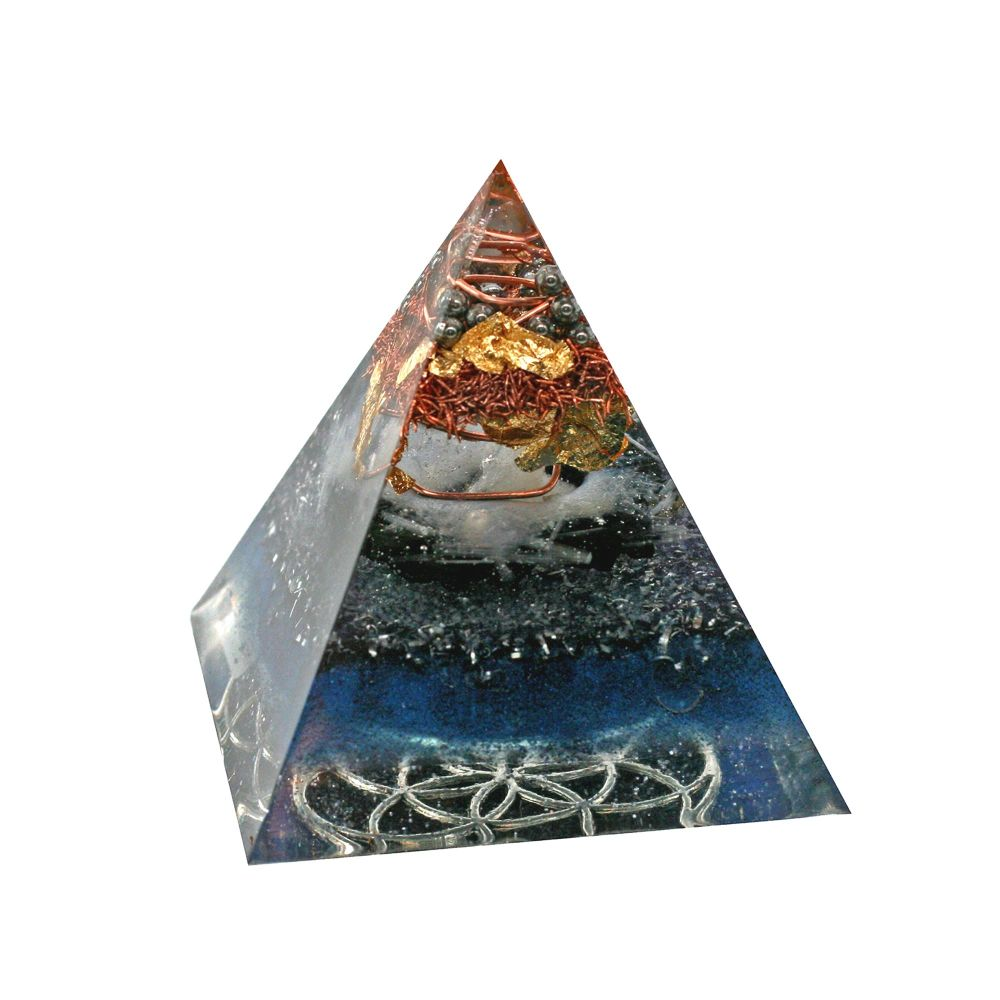 Orgonite Soul Connection Pyramid