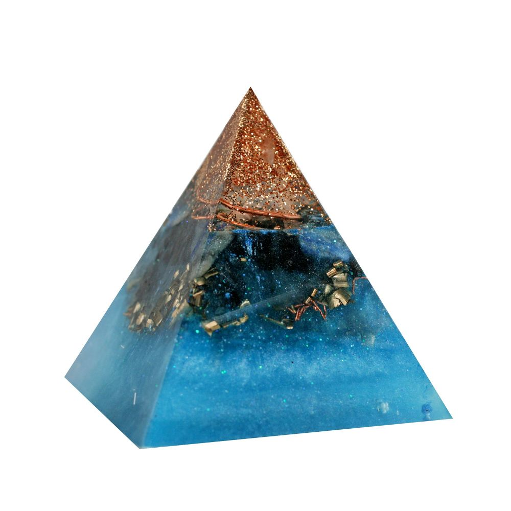 Orgonite Positive Mind Pyramid