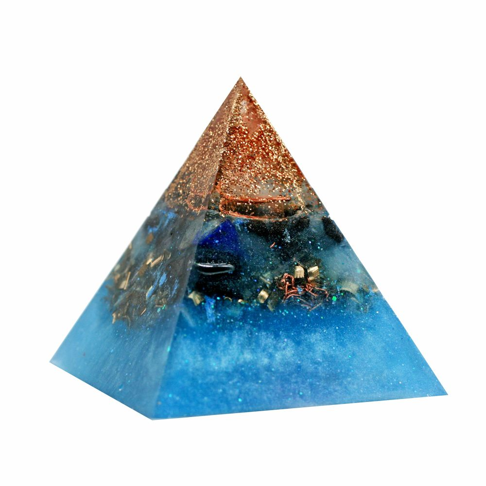 Orgonite Positive Mind Pyramid