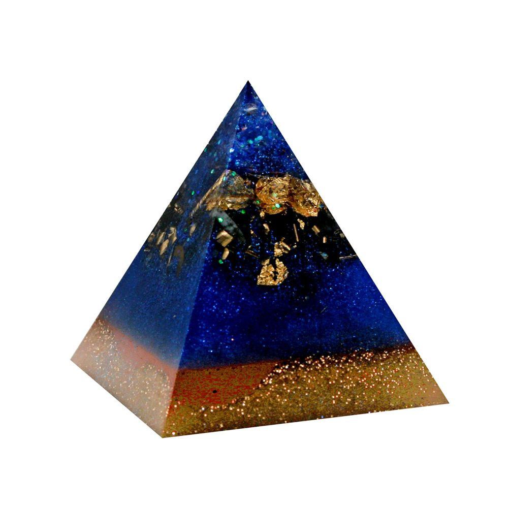 Orgonite Spiritual Protection Pyramid