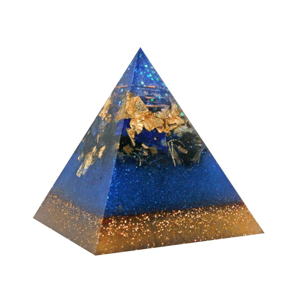 Orgonite Spiritual Protection Pyramid