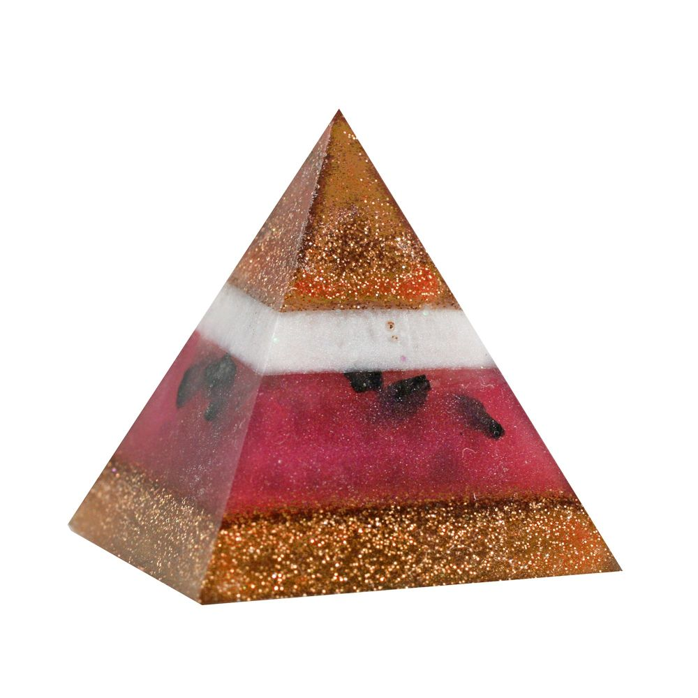 Orgonite Soothe Your Soul  Pyramid
