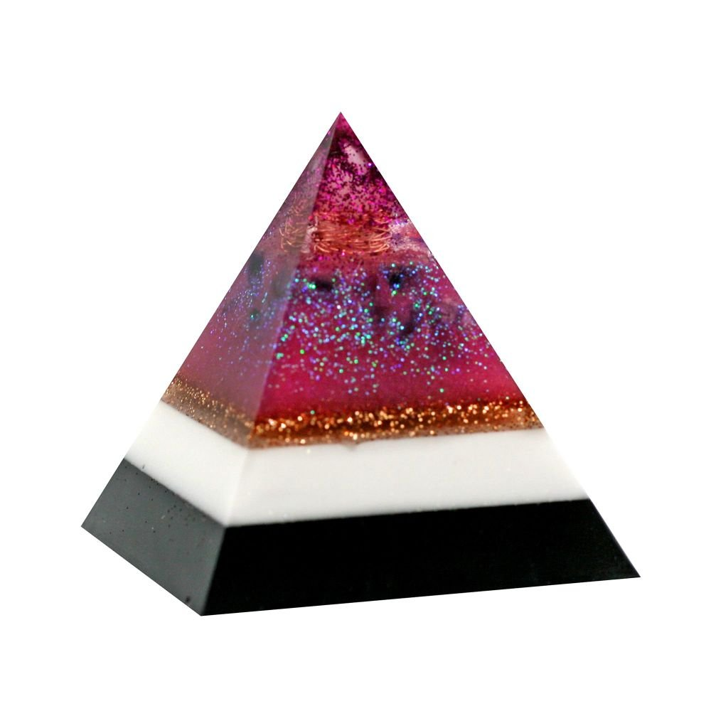 Orgonite Manifest Your Dreams  Pyramid