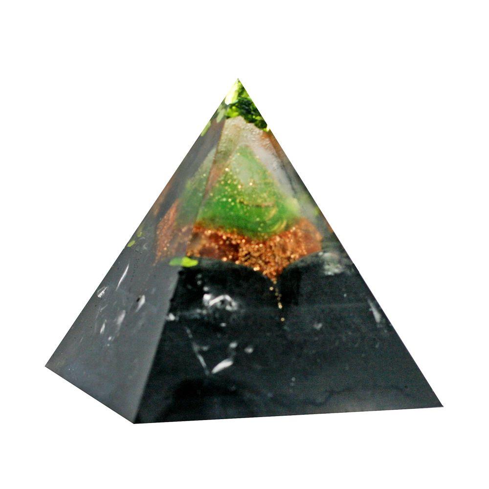 Orgonite Courage & Strength Pyramid