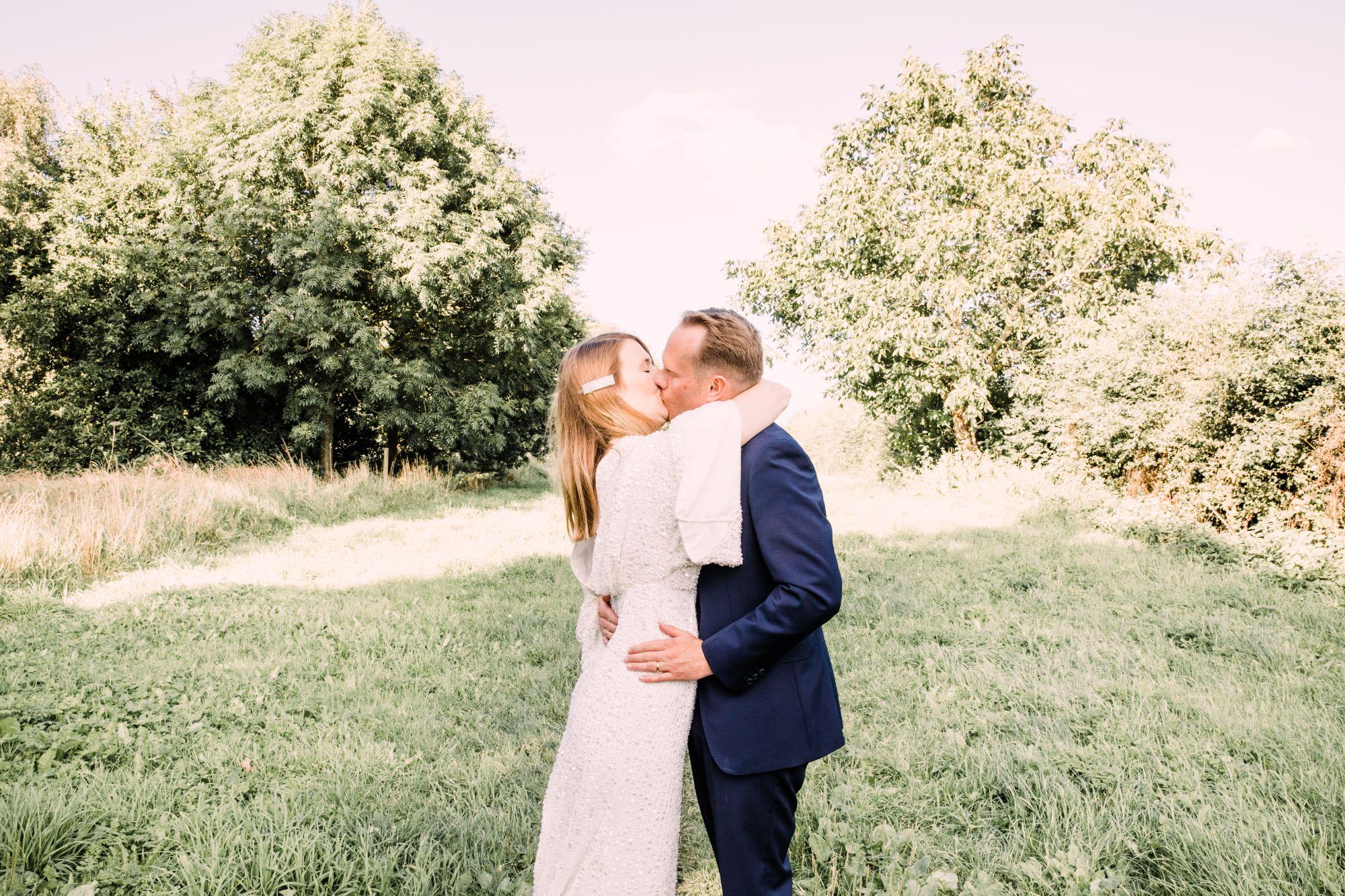 natural romantic wedding photographer staffordshire and the midlands