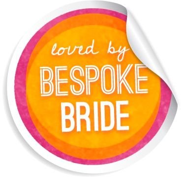 bespoke bride feature