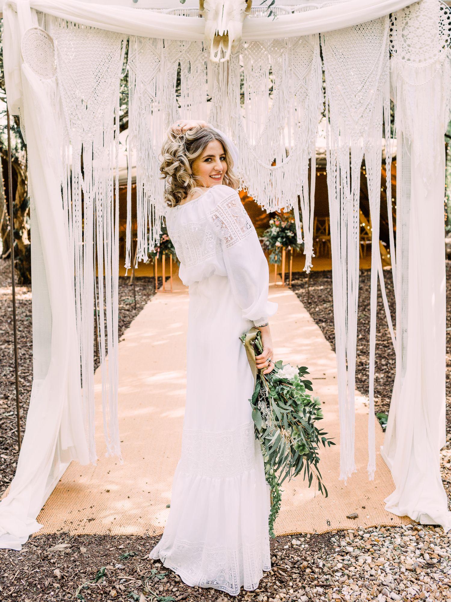 Lichfield boho weddings