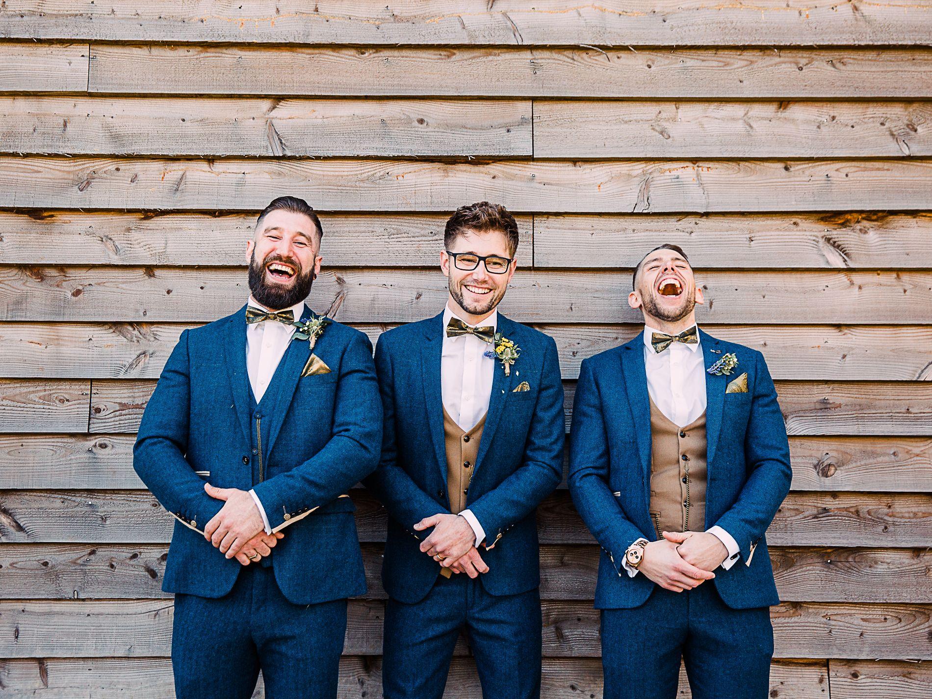 Lichfield wedding photography groom pics