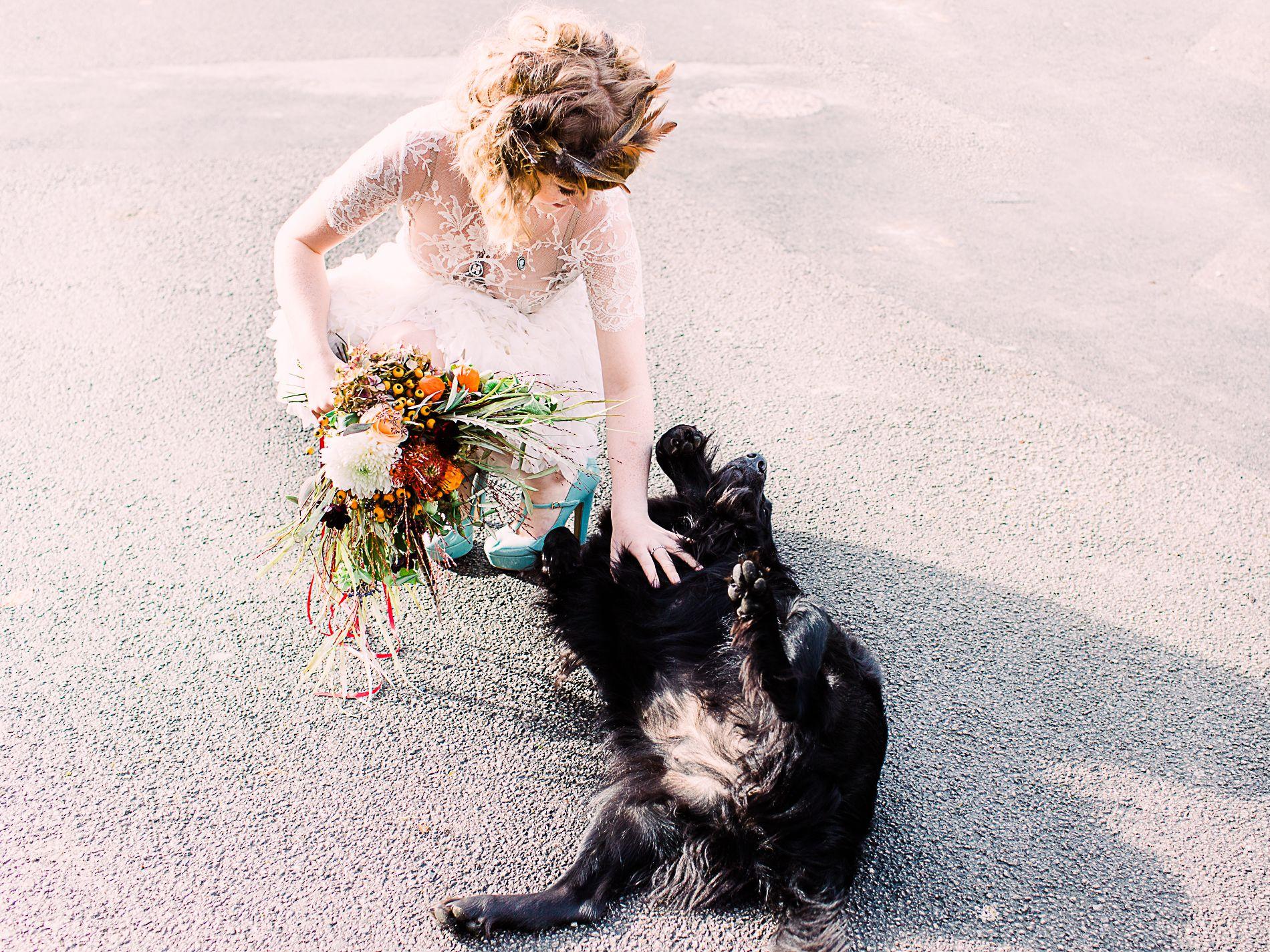 Lichfield natural wedding photographer