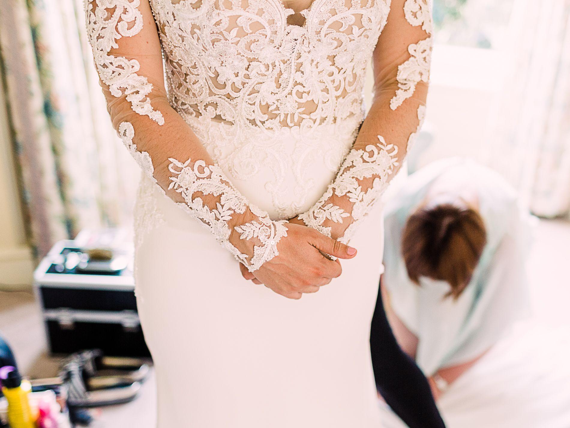 wedding style details