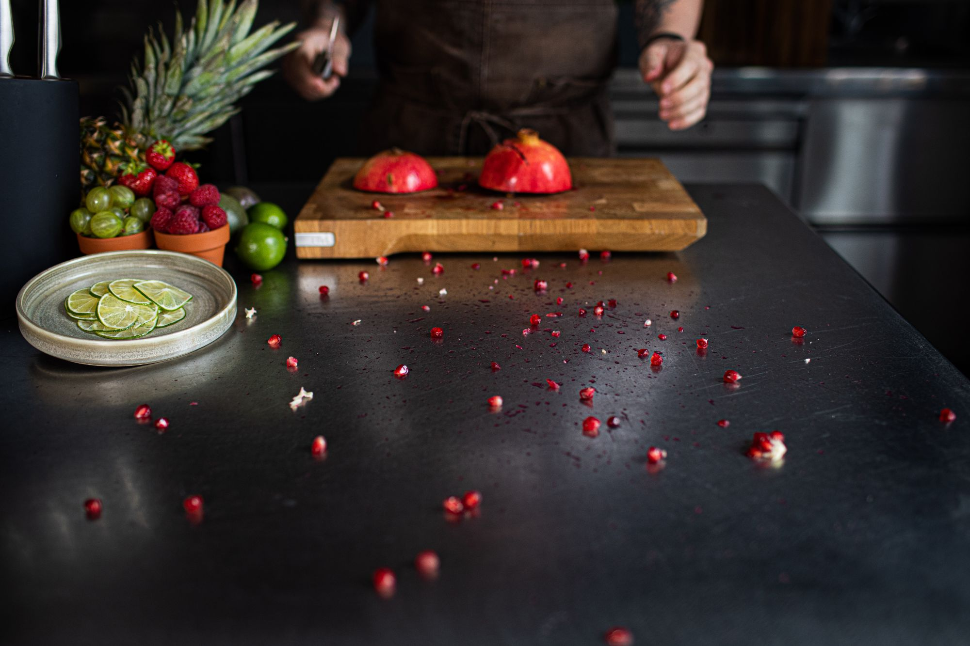 Midlands food photographer