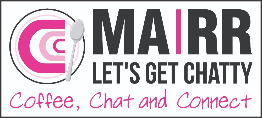 Coffee, Chat & Connect Logo - Mutual Aid Road Reps