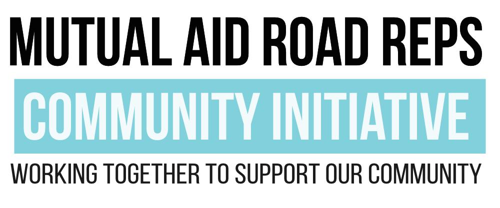 Mutual Aid Road Reps Logo
