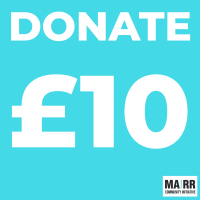 Donate £10 to Mutual Aid Road Reps CIC