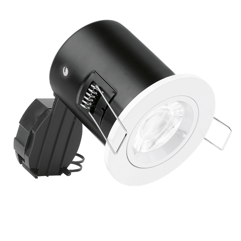 GU10 Compact Downlight (Lamp not included)