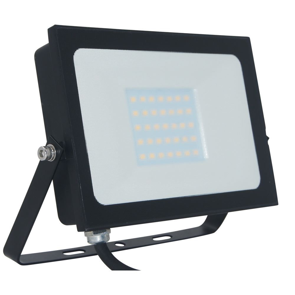 Integrated LED Floodlight