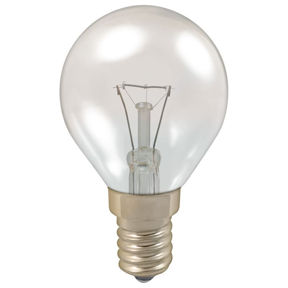 Oven Lamp Round 40W SES (E14)