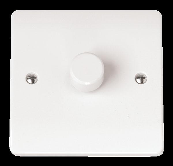 Mode 1 Gang 2 Way 400VA Dimmer Switch