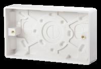 Mode 2 Gang 25mm Pattress Box