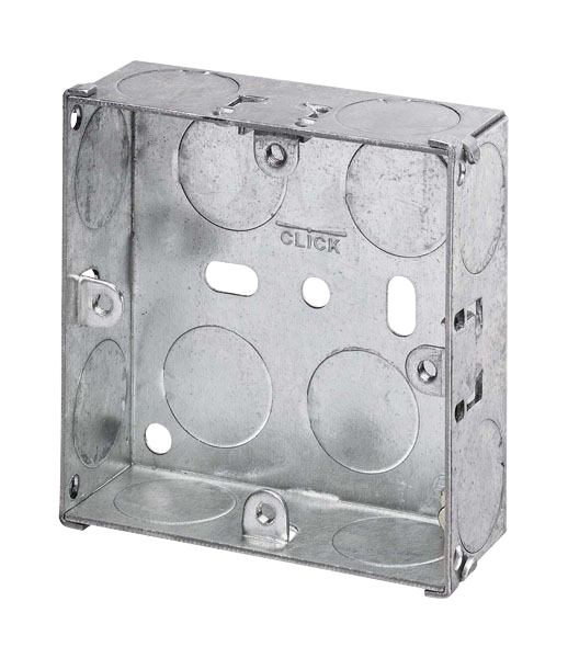 Steel Accessory Boxes