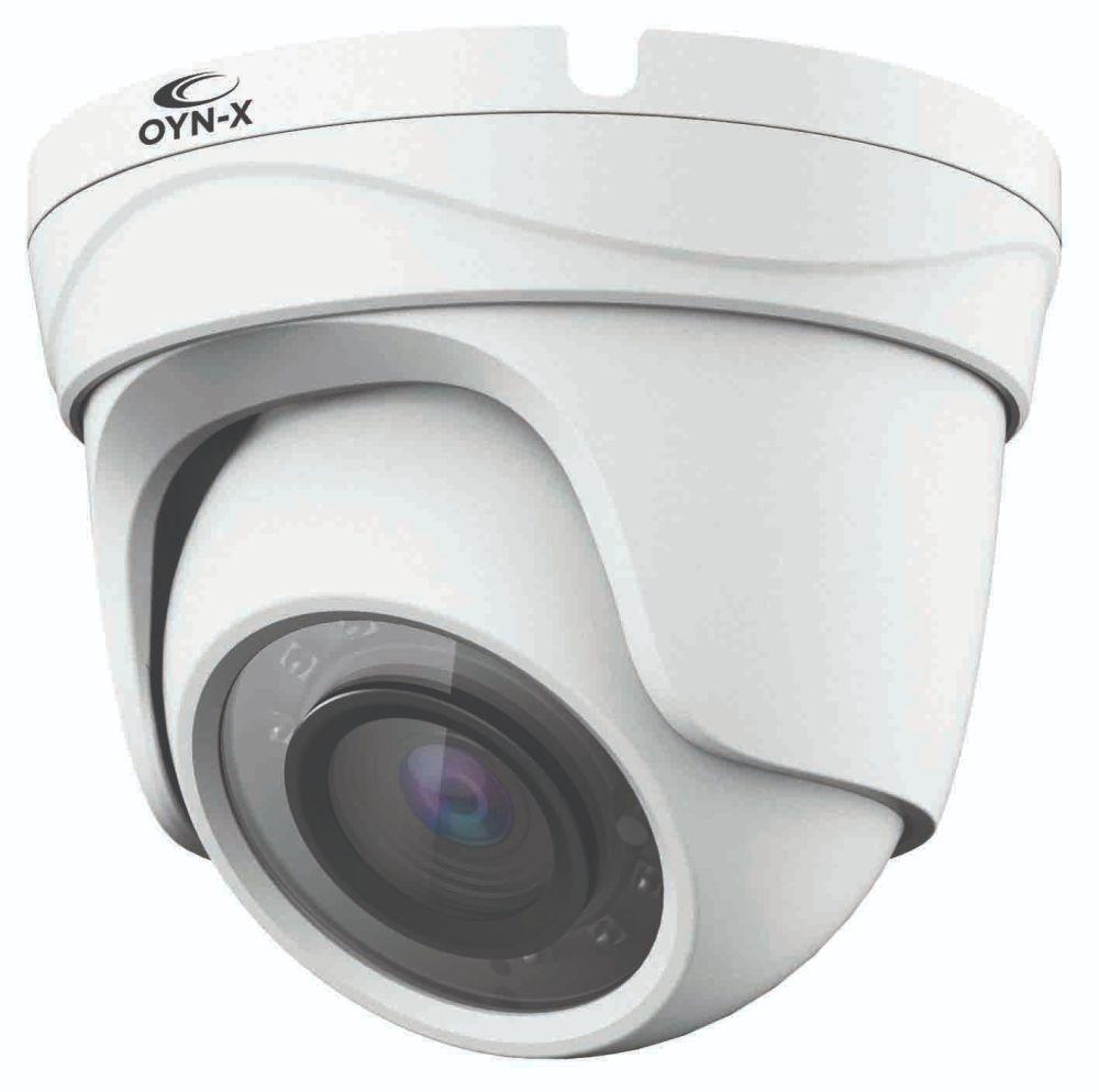 Eagle 4K Fixed Lens Real-Time HDCVI POC IR Turret Camera