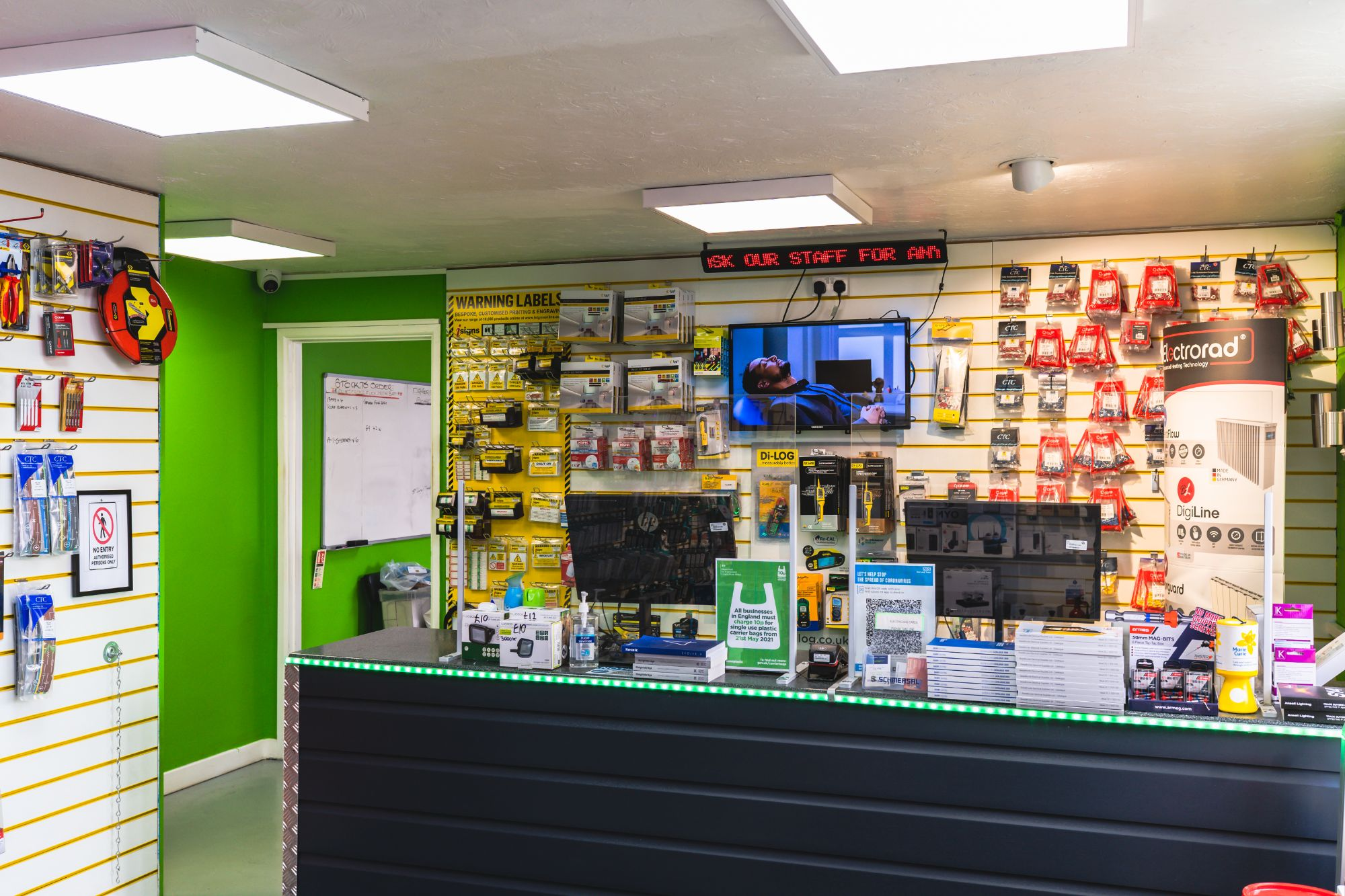 Swadlincote Electrical Supplies