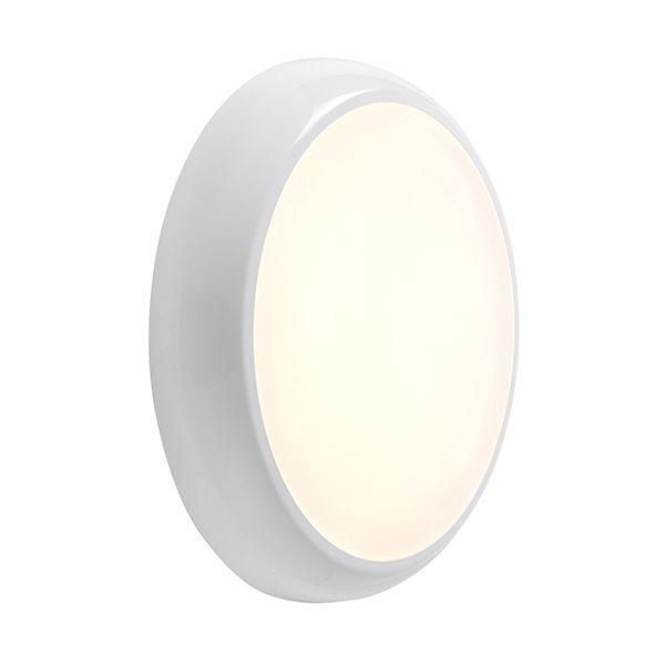 Hero CCT IP65 18W Round LED Bulkhead Light (95539)