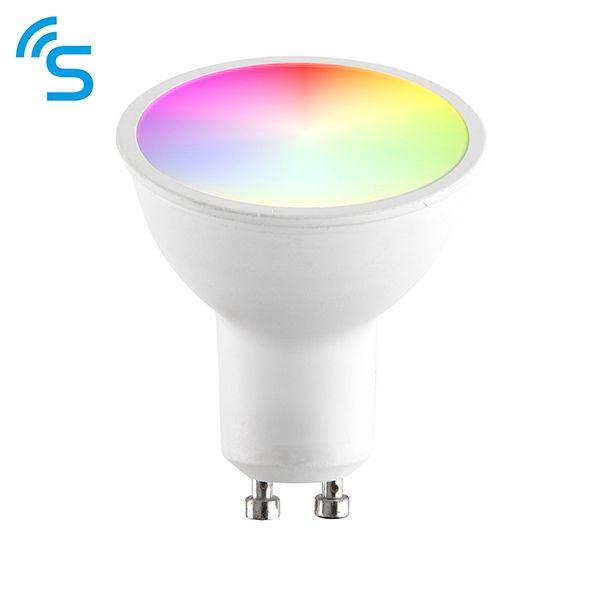 Smart GU10 5W RGB-CCT