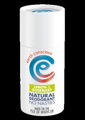 Earth Conscious Deodorant stick.  Citrus collection.