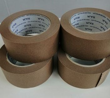 Paper tape.