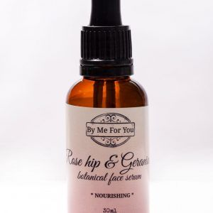 Rose Hip & Geranium Oil Face Serum