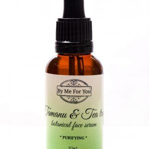 Tamanu & Tea Tree Oil Face Serum.