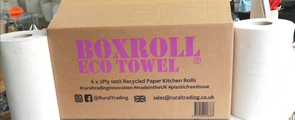 Boxroll Paper Towel