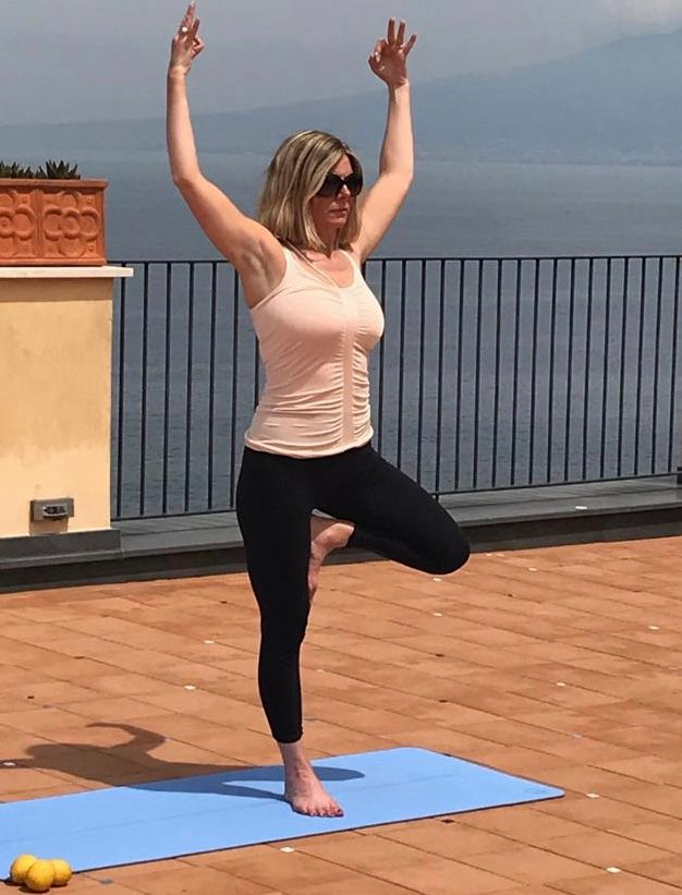 yoga retreat Brenda Yoga