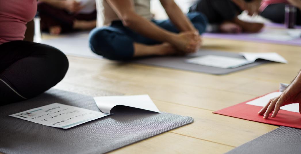 yoga teacher training lancashire