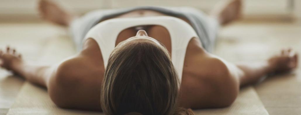 How to practice savasana yoga