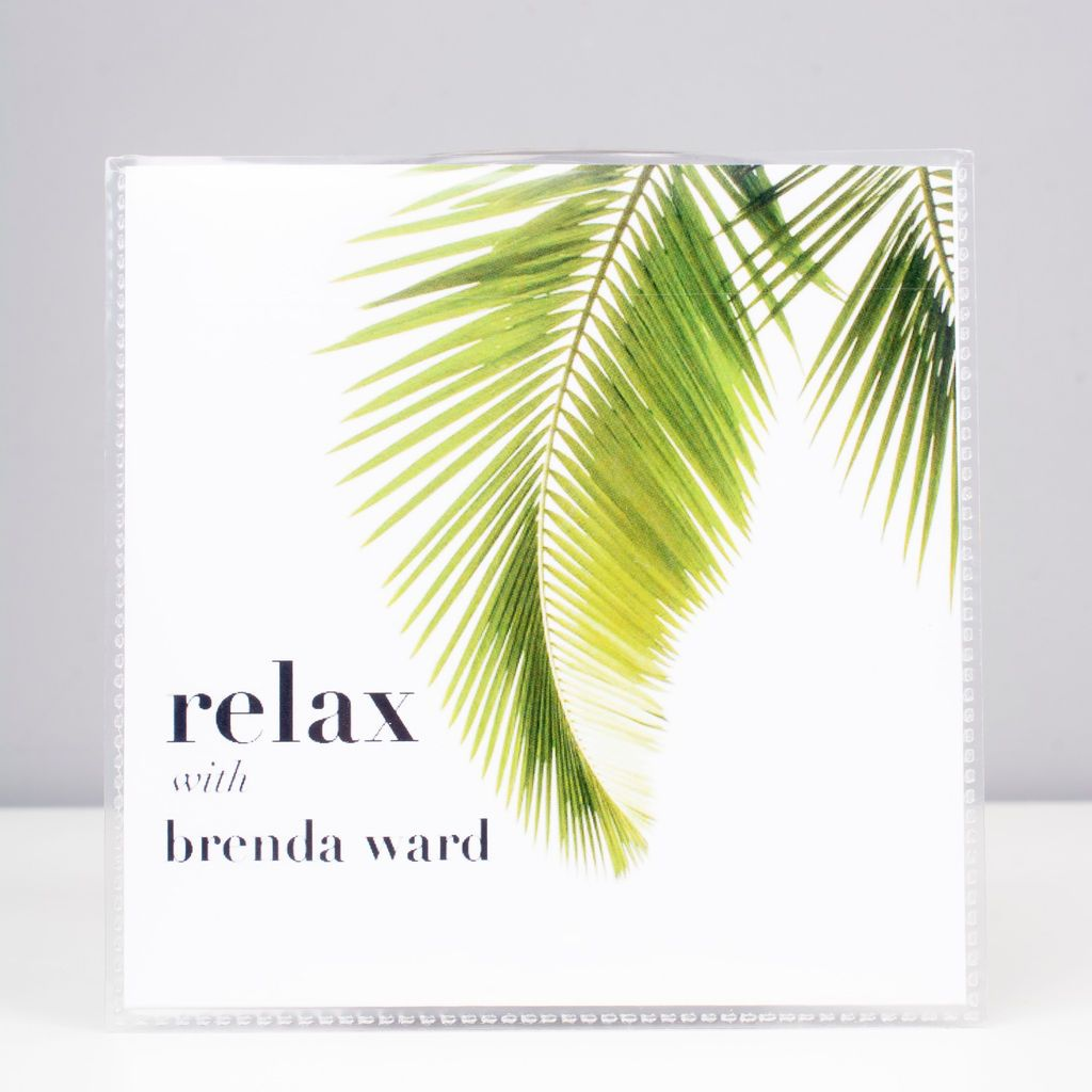 Relaxing Guided Meditation CD