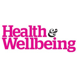 Health & Wellbeing magazine graphic