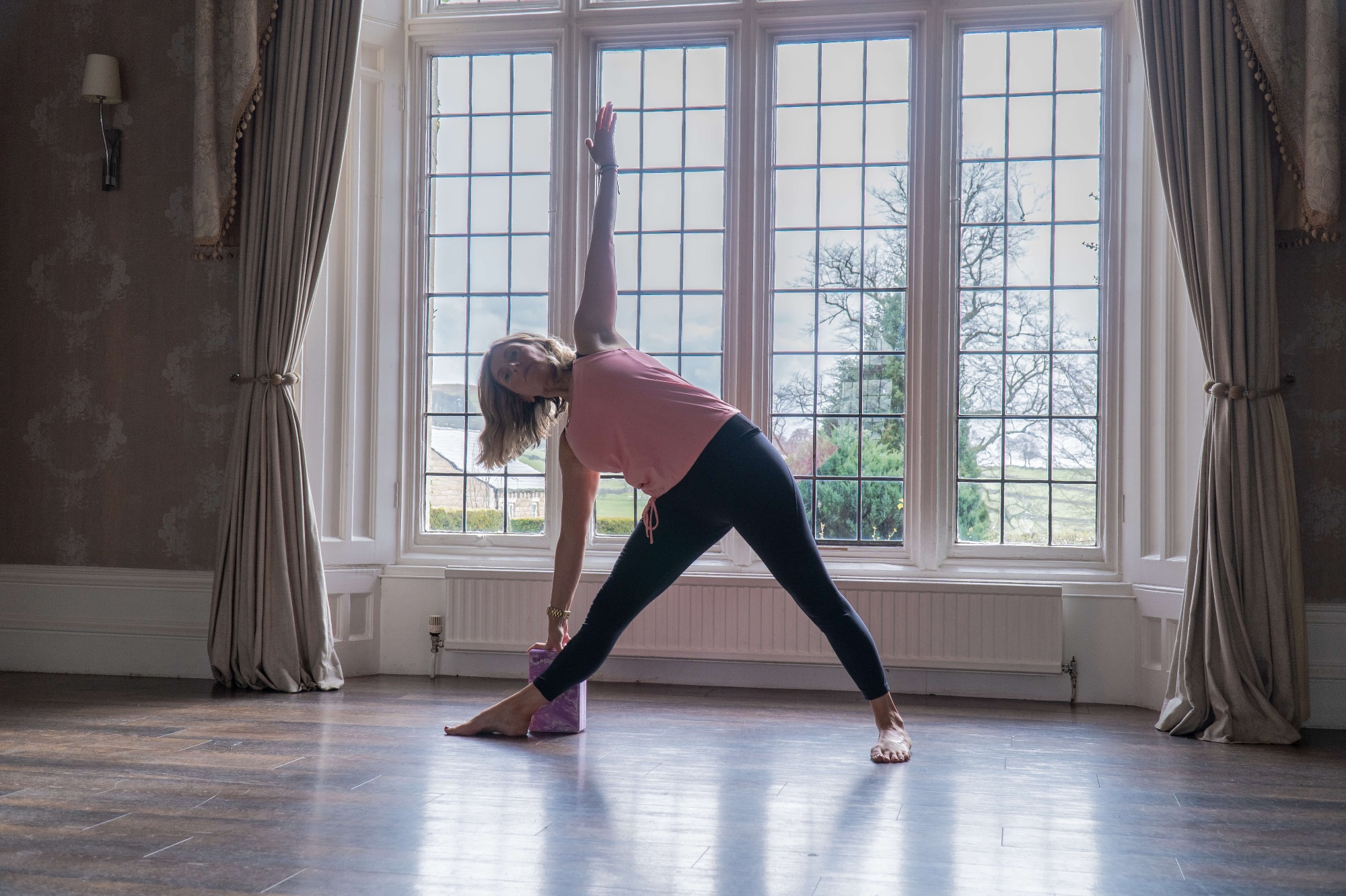 yorkshire yoga retreat