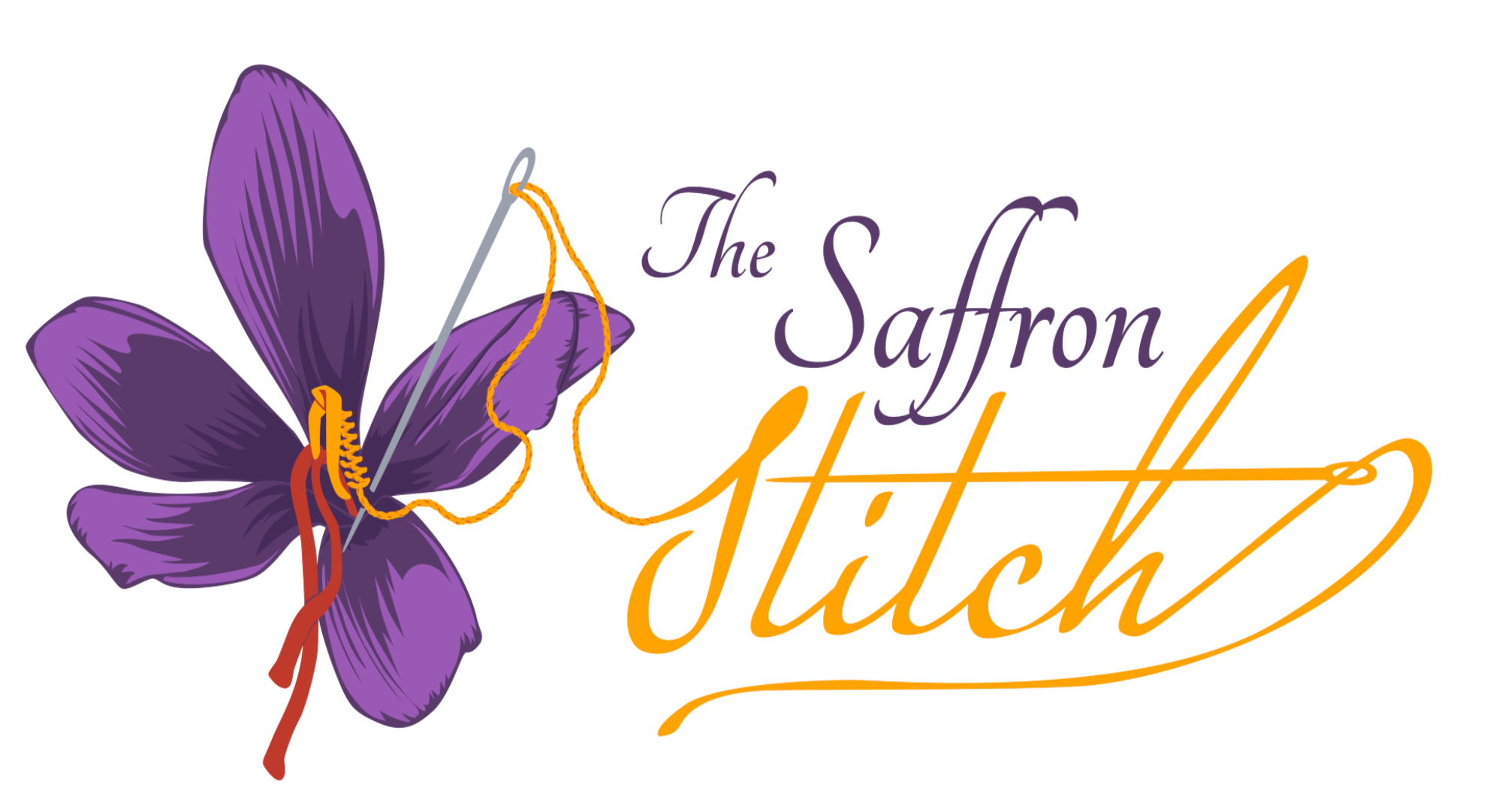 Logo for The Saffron Stitch Ltd
