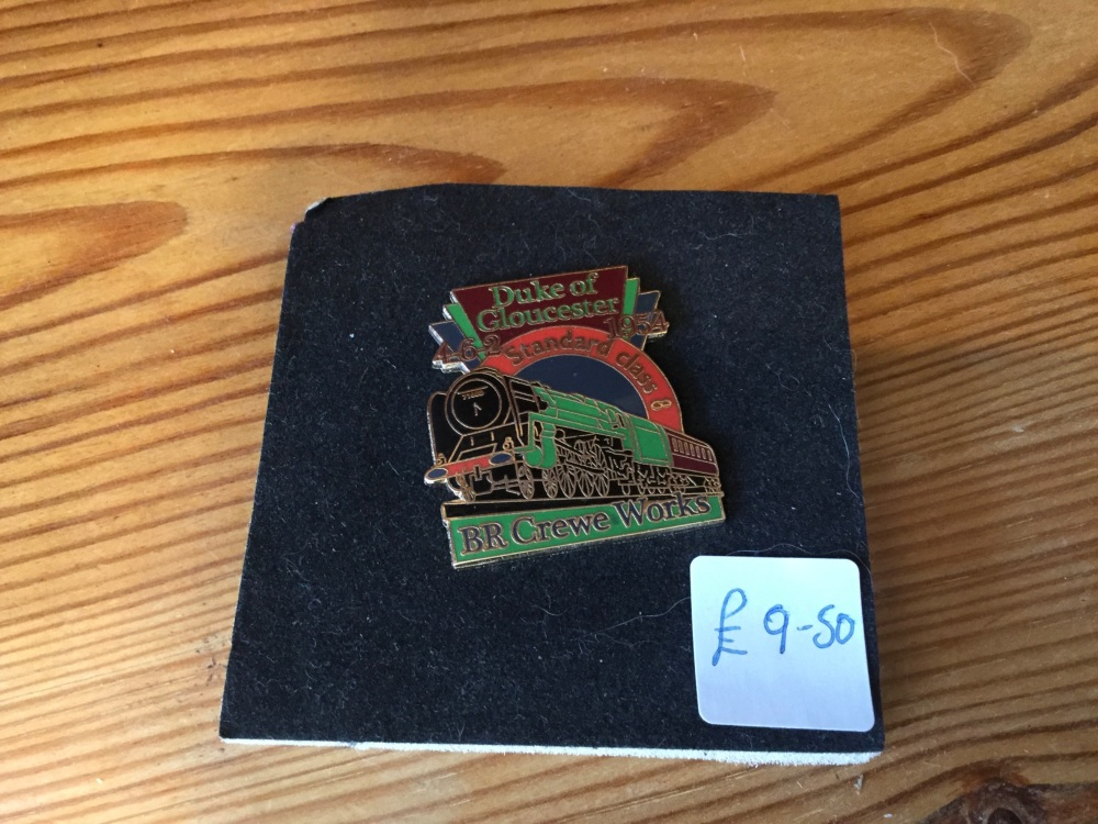 British Railway Pin Badge