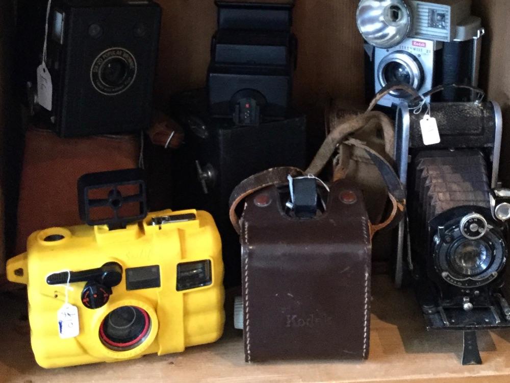 Camera's and Binoculars