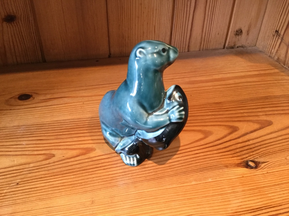 Poole Pottery Otter
