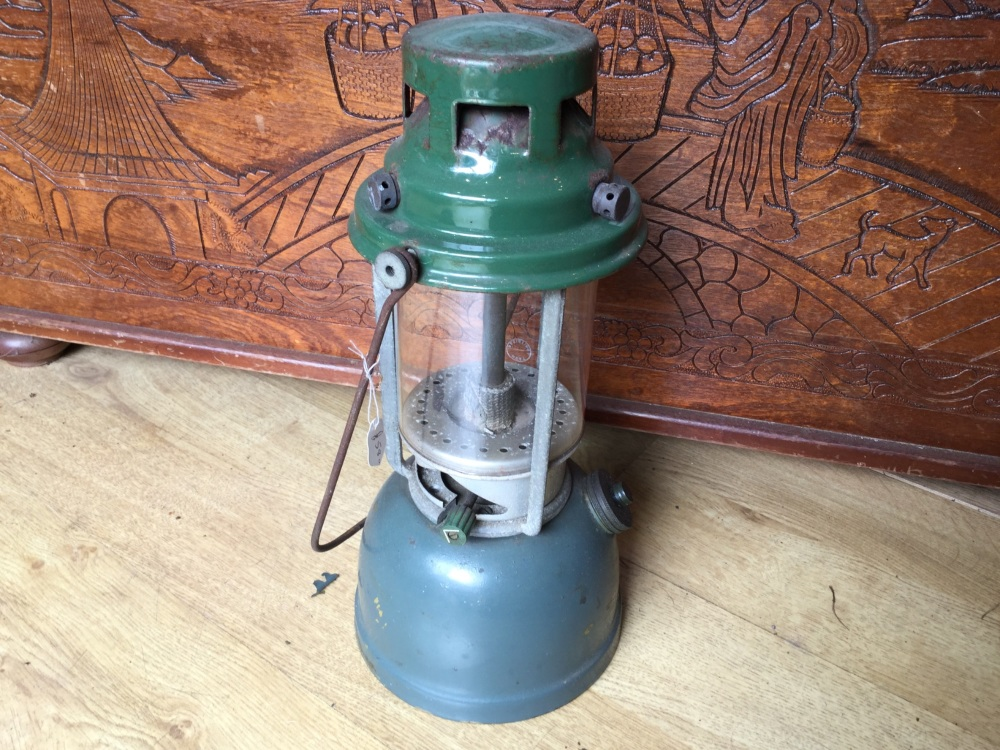 Military Tilly Lamp